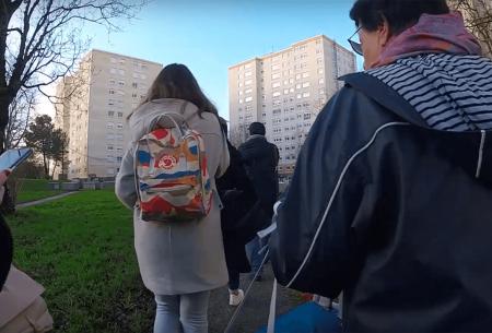 Les voyage des Hérons tourisme dans les quartiers nantais