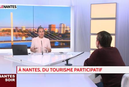 Les Voyage des Hérons est présenté sur Télé Nantes